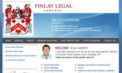 Lawyer / Solicitor Website